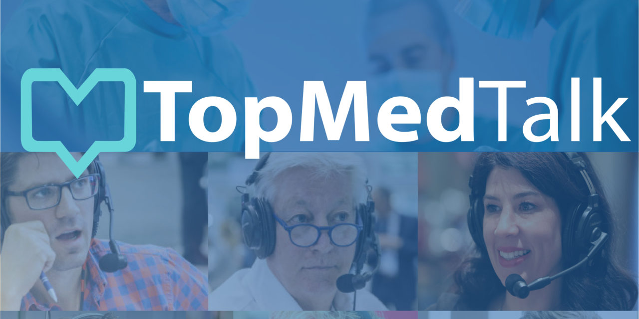 TopMedTalk | WHO is looking at the arts and health?