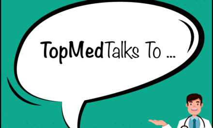 TopMedTalks To … | Professor Monty Mythen