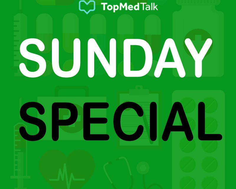 Sunday Special | The Bigger Picture of Perioperative Medicine.