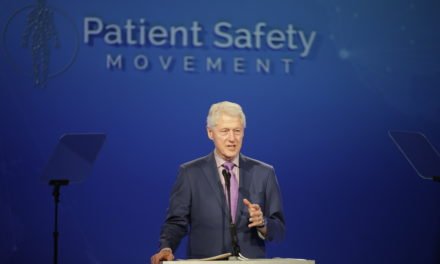 Sunday Special | Bill Clinton at the World Patient Safety, Science & Technology Summit.