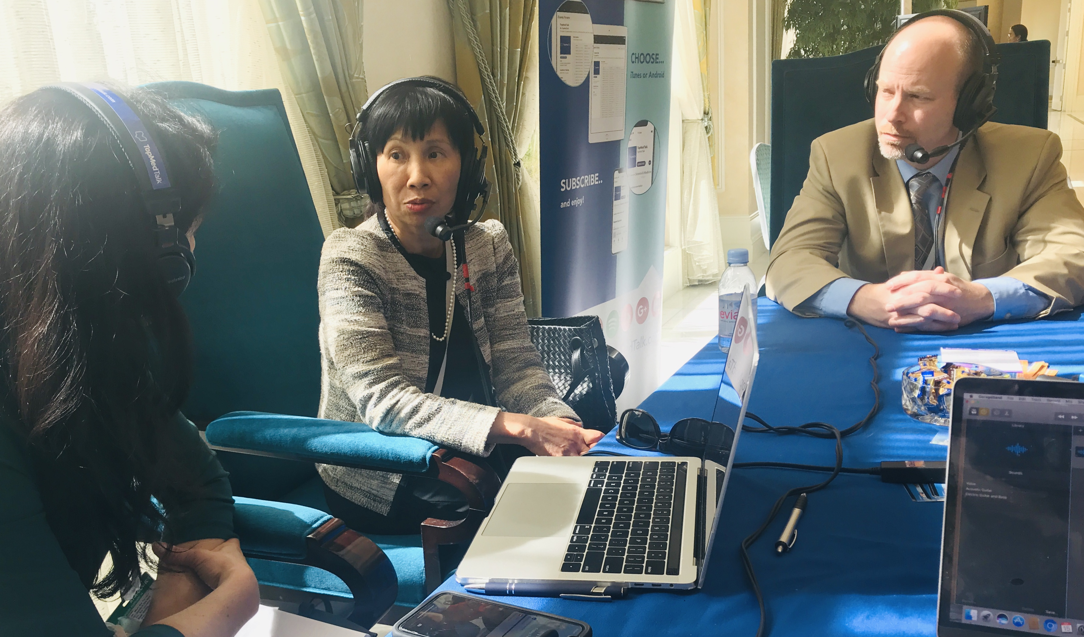 Perioperative Medicine Summit 2019 1.05 | Frances Chung and Kurt Pfeifer