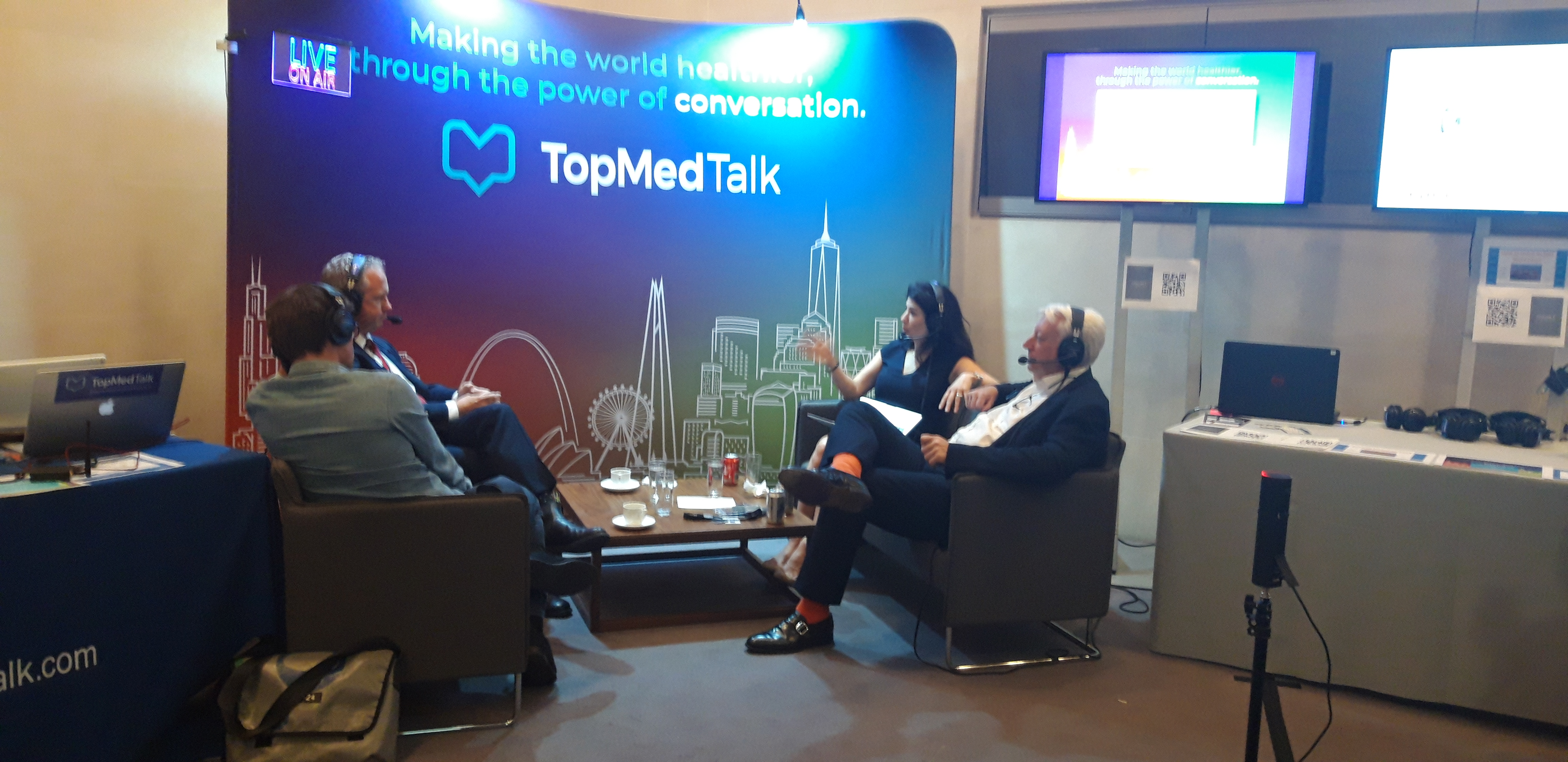 TopMedTalk   Daniel Conway and the surgery school