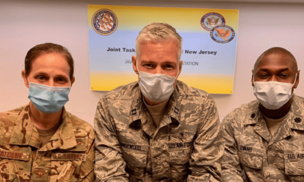 COVID 19   Rapid deployment of US National Reserves ease stress in New York