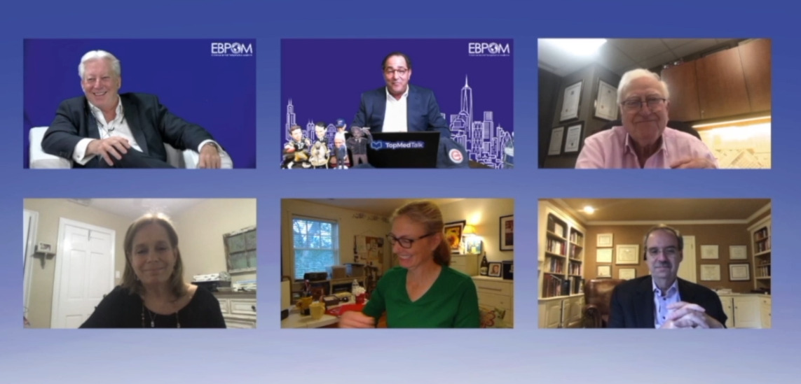 The Changes that Change Culture – panel discussion   EBPOM Chicago