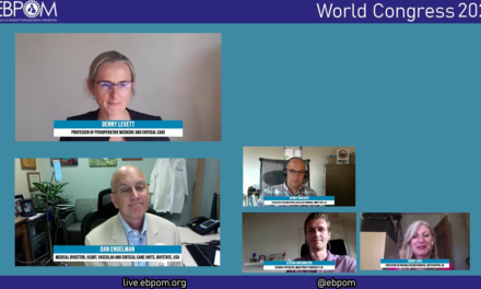 Exercise and the cancer patient during the COVID-19 crisis   EBPOM 2021