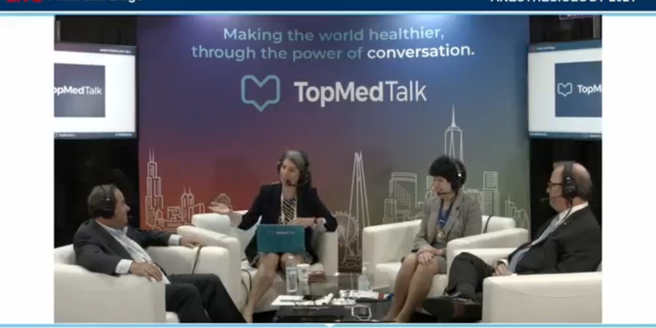 Both The President and The President-Elect of the ASA | TopMedTalk
