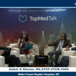 Ashish Khanna on intraoperative hypotension and beyond   TopMedTalk at the ASA