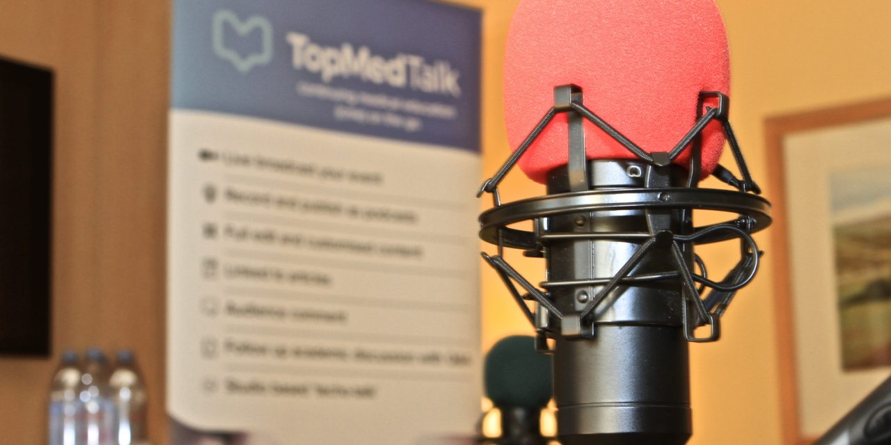 The Opiate crisis – TOPMEDTALK live from ASER 2018