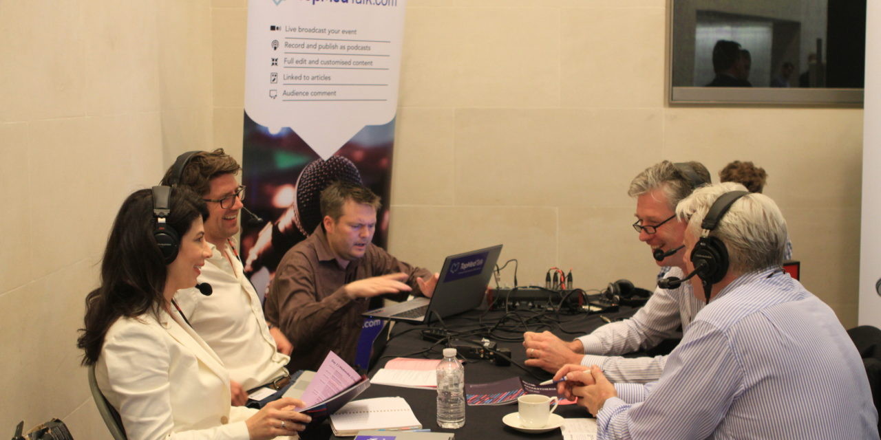 RCoA 01 – Live from the annual meeting of The Royal College of Anaesthetists