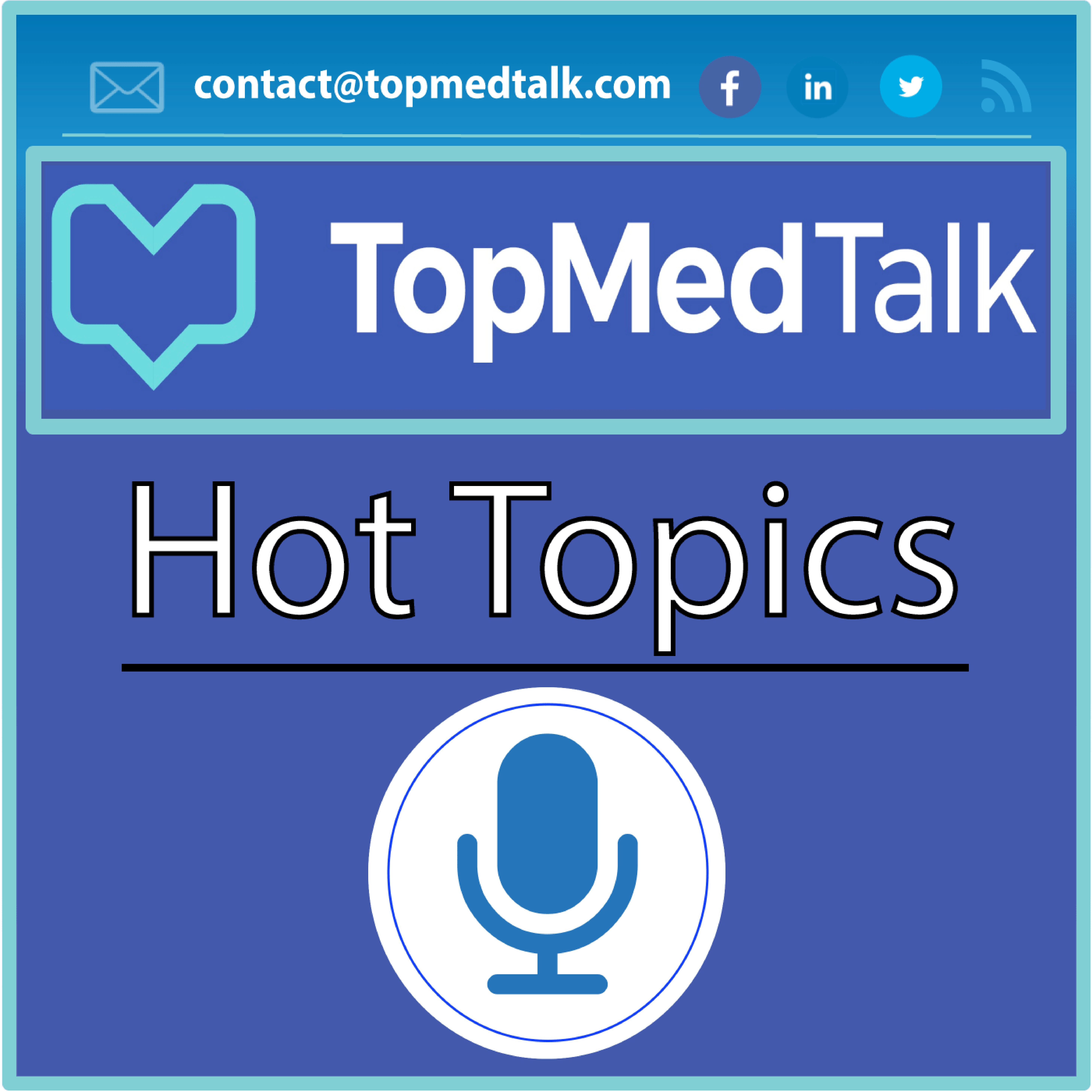 What next for TopMedTalk?