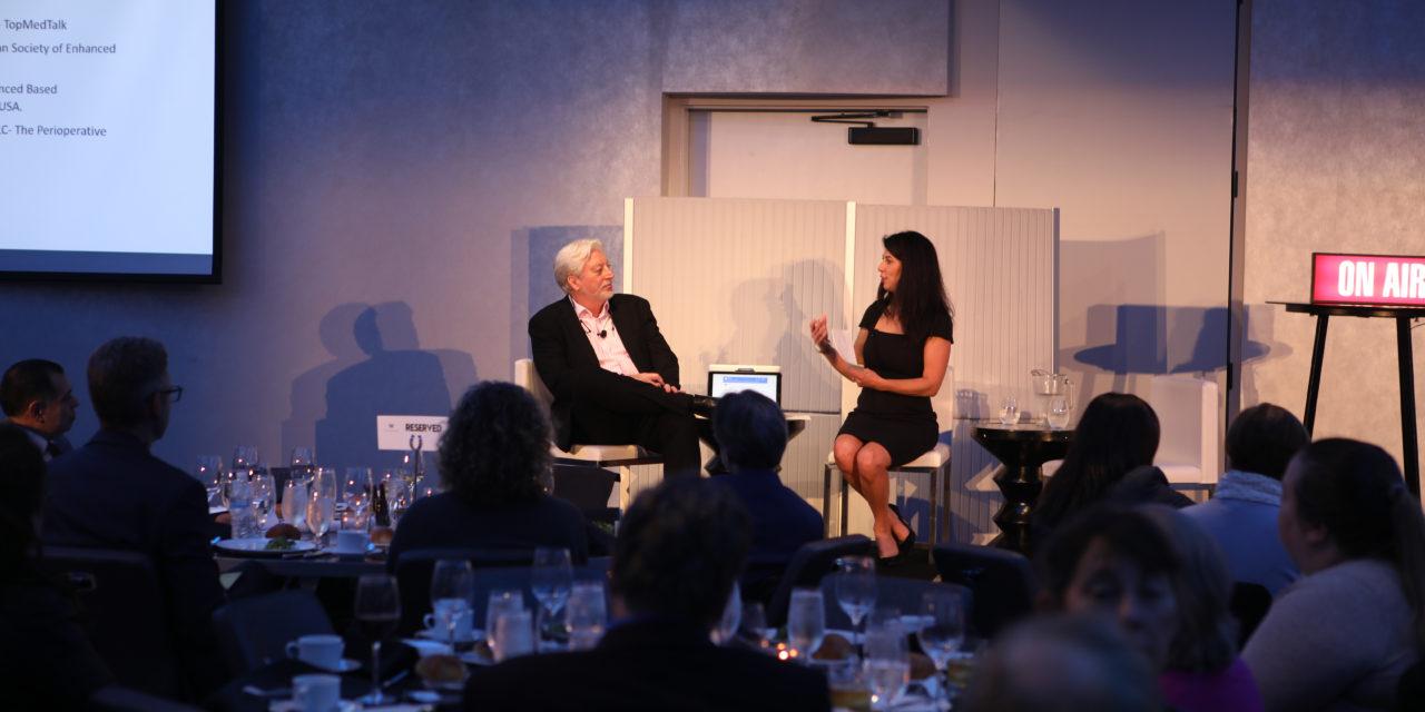ASA 2018 San Francisco | Smith's Medical Symposium on Enhanced Recovery part 1