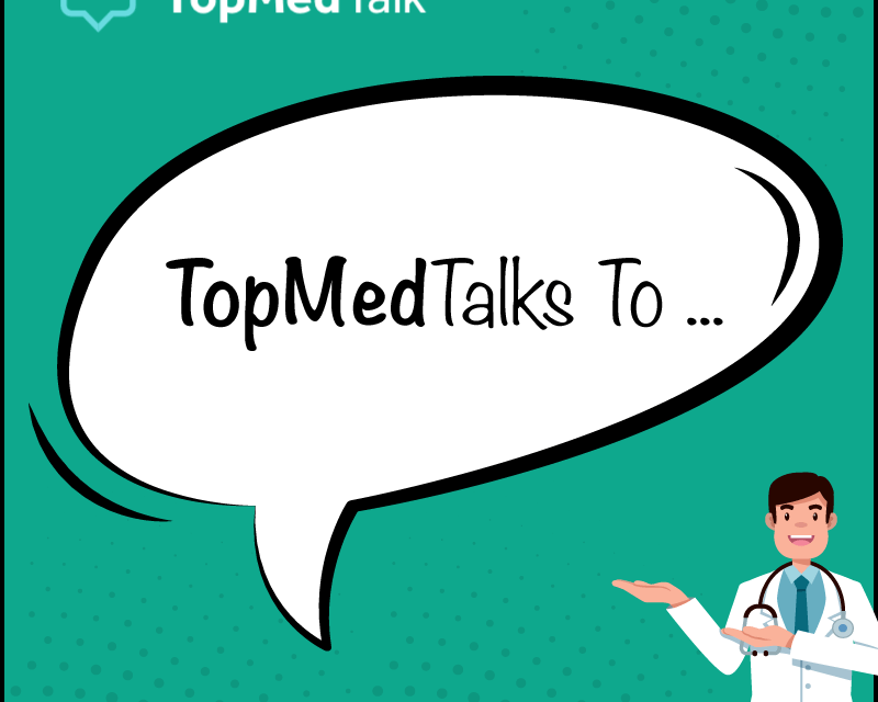 TopMedTalks to… | Hugh Montgomery
