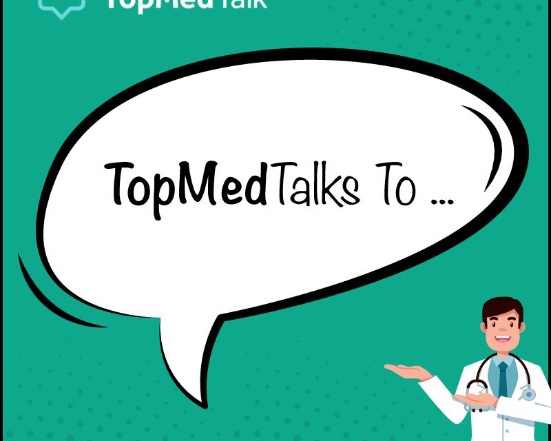 TopMedTalks to … | Zeev Kain
