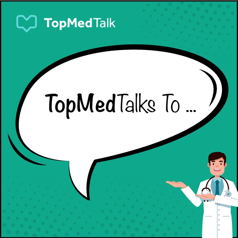 TopMedTalks to … | Dave O'Conner