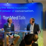TopMedTalk | Matt Wiles and Marcus Peck, Live from London.