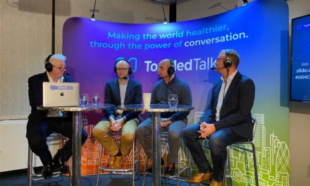 TopMedTalk | Gezz Van Zwanenberg, Live from London Part 2