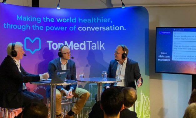TopMedTalk | Matt Wiles and Marcus Peck.