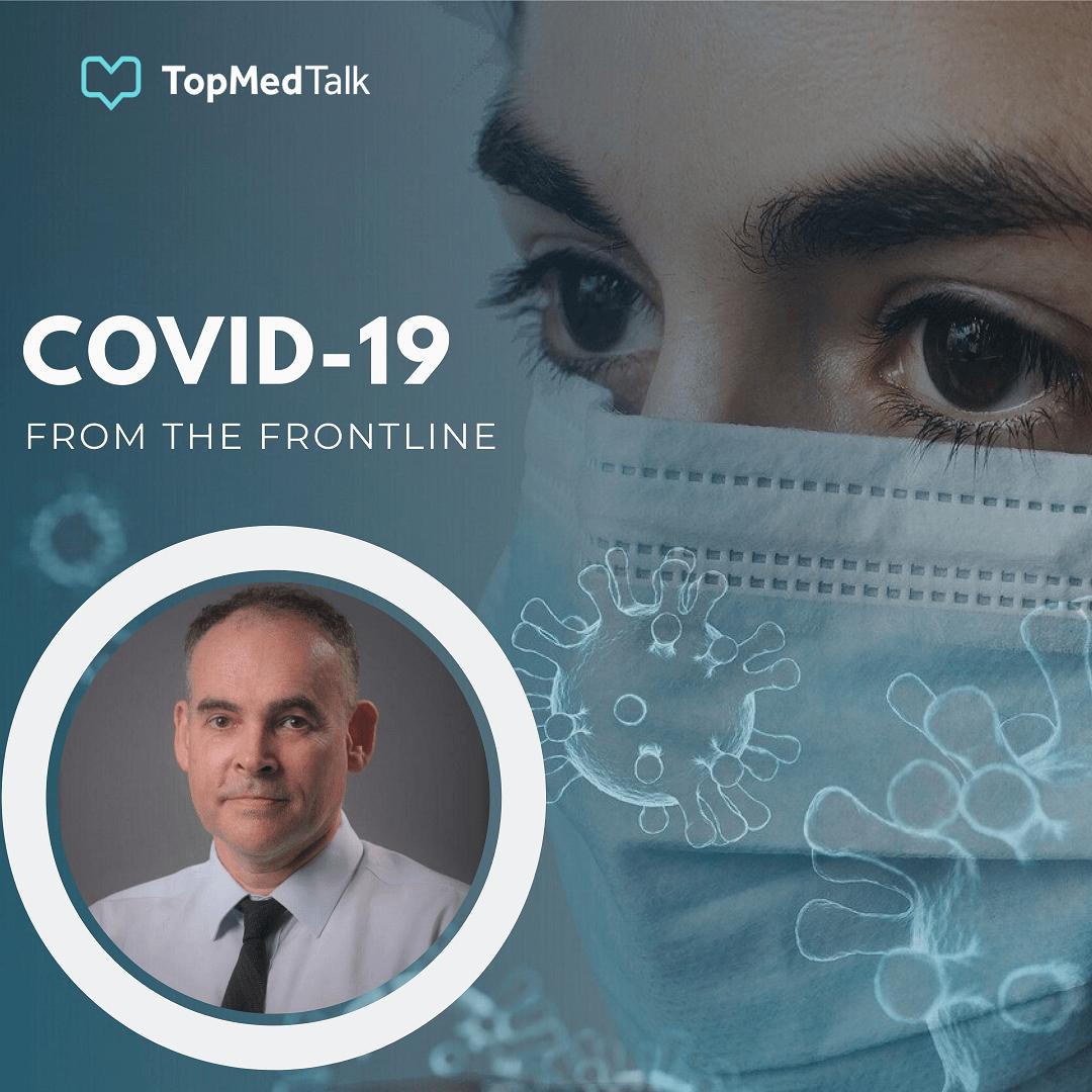 COVID 19 | Mike Irwin, Hong Kong