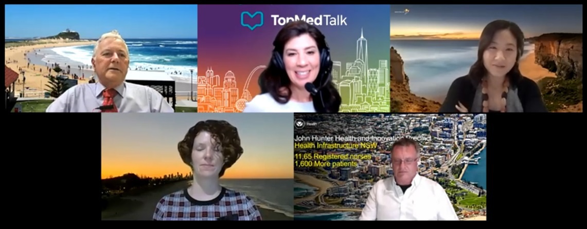 EBPOM Live from London | Australian Perspective on shared decision making