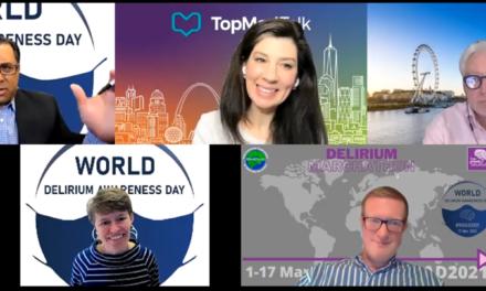 World Delirium Awareness Day with iDelirium | TopMedTalk