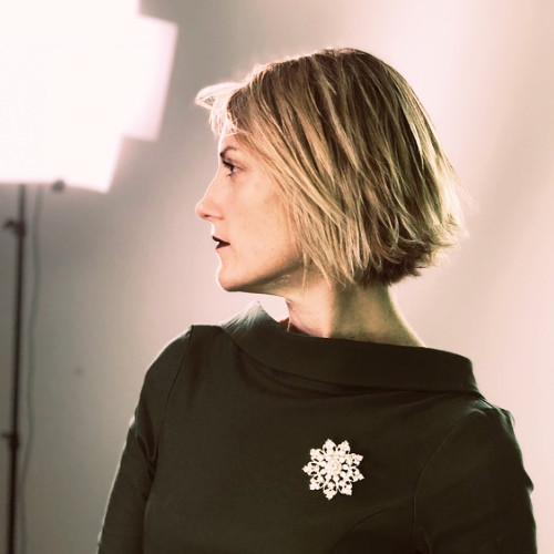Amy Wilkinson Director of Clinical Marketing Butterfly Network   TopMedTalk