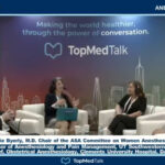 Stephanie Byerly, Chair of the ASA Committee on Women Anesthesiologists | TopMedTalk